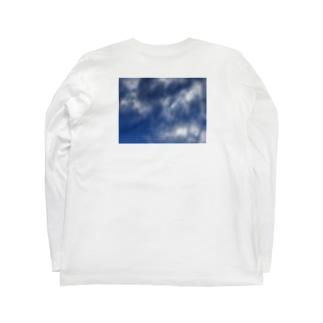 空は広い Long sleeve T-shirts