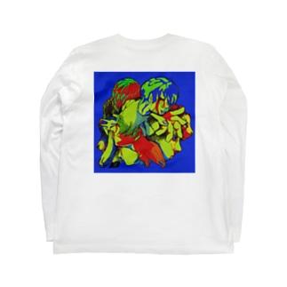 鮮度🐟 Long sleeve T-shirts