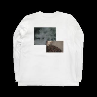 遊の憂鬱と花束 Long sleeve T-shirts
