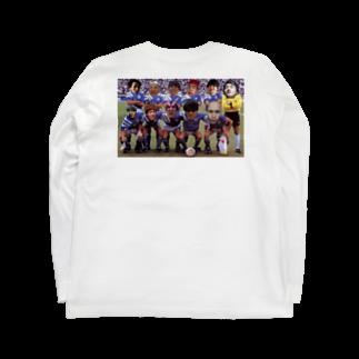 aymのさむらい Long sleeve T-shirts