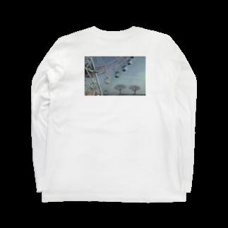 ripo.poのフイルム・レトロロンT Long sleeve T-shirts