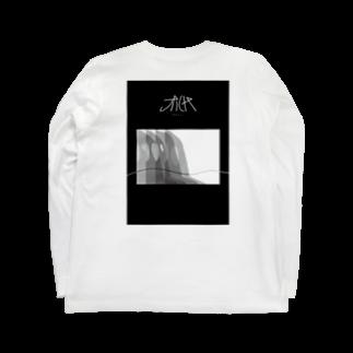 圧倒的西瓜のorca Long sleeve T-shirtsの裏面