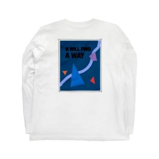 ぴゃ! Long sleeve T-shirts