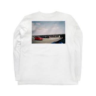 Parking Long sleeve T-shirts