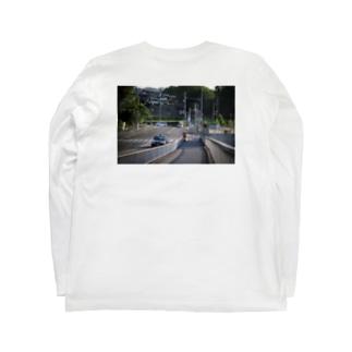 夏が終わる、 Long sleeve T-shirts