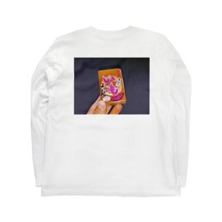 芋ようかん Long sleeve T-shirts