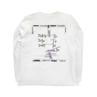 SAMULAI EXPRESS デリバリー Long sleeve T-shirts