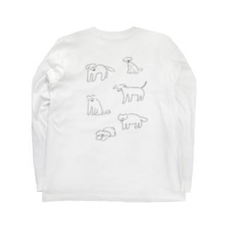 taipei dogs Long sleeve T-shirts