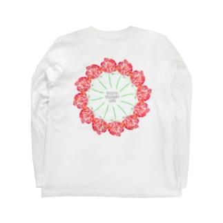 仮1 Long sleeve T-shirts
