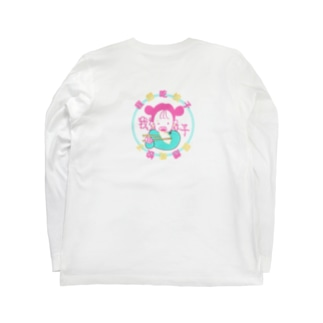 餃子♥少女 Long sleeve T-shirts