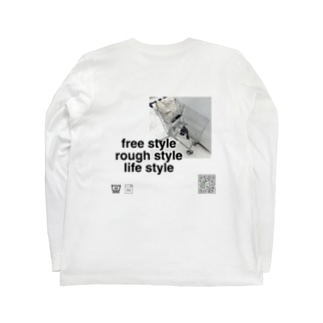 free style Long sleeve T-shirts