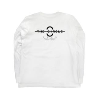 THE CIRCLE©︎ ロンT Long sleeve T-shirts
