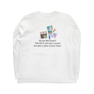 音楽は好きですか? Long sleeve T-shirts