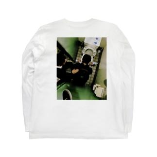 ゲロT Long sleeve T-shirts