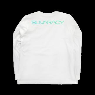 SLOW9のSUVARACY Long sleeve T-shirts