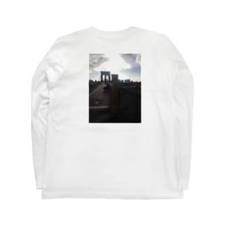 Bridge T Long sleeve T-shirts