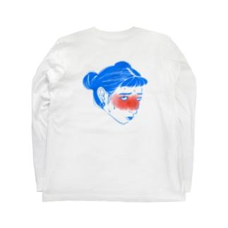 赤面の理由 Long sleeve T-shirts