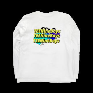 TEENINEのTEENineBoys Long sleeve T-shirtsの裏面
