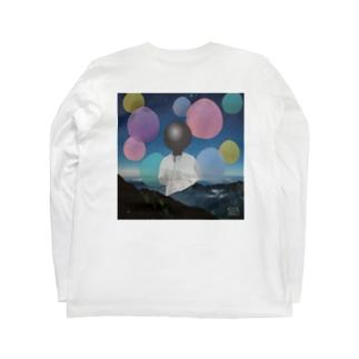 風船男 Long sleeve T-shirts