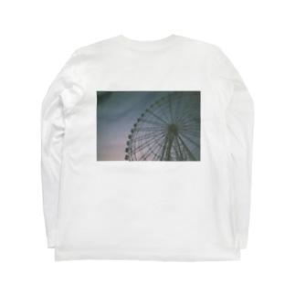観覧車 Long sleeve T-shirts