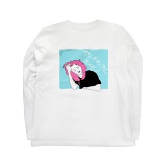 センチメンタル Long sleeve T-shirts