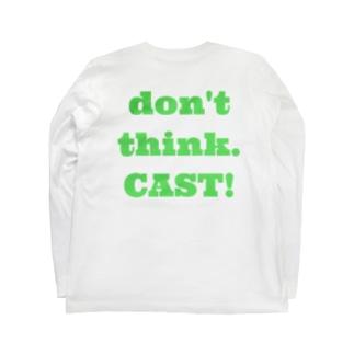 キャスト Long sleeve T-shirts
