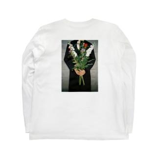 bouquet Long sleeve T-shirts