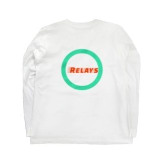 relays Long sleeve T-shirts