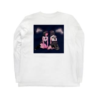 グッバイガールズ Long sleeve T-shirts