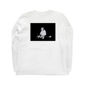 嘘つきガール Long sleeve T-shirts