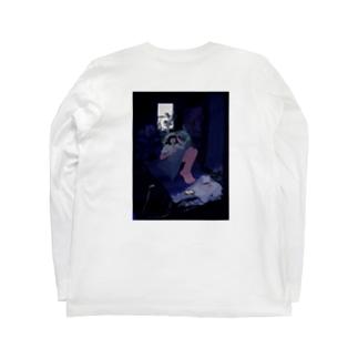 エモサマガール Long sleeve T-shirts