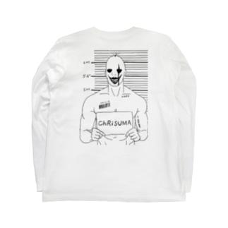 ChRiSUMA PRISONER Long sleeve T-shirts