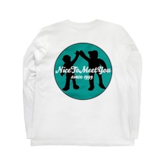 NTMY Vintage logo Long sleeve T-shirt Long sleeve T-shirts