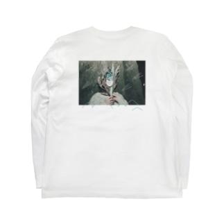 【Iwabuchi×taka original goods】 Long sleeve T-shirts