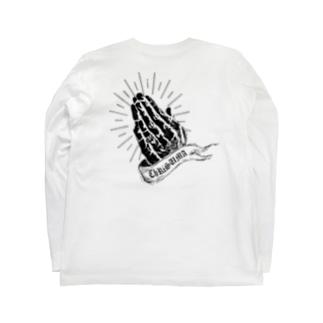 ChRiSUMA GOD BLESS 2 Long sleeve T-shirts