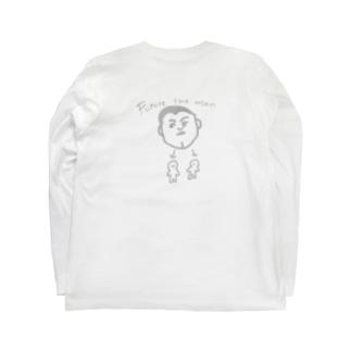zakiyama? Long sleeve T-shirts