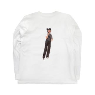 エツエツ Long sleeve T-shirts