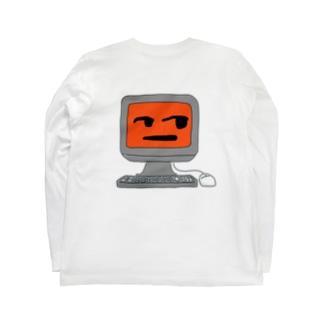 すりすりたん Long sleeve T-shirts