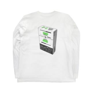 依存性の強いディアボロ Long sleeve T-shirts