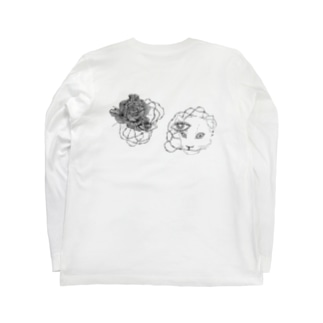 たぶん夢 Long sleeve T-shirts
