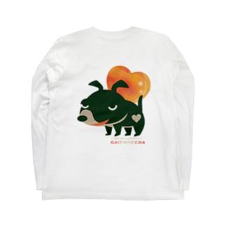 愛してガイコッチャBB Long sleeve T-shirts