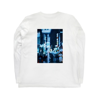 ネオトーキョー Long sleeve T-shirts