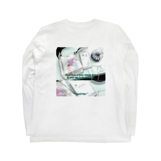 Goodbye(sunny ver.) Long sleeve T-shirts