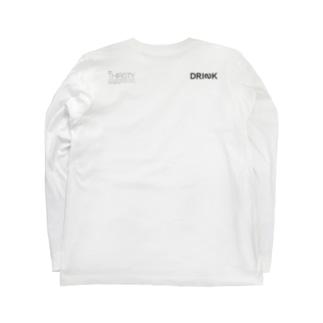 [Staff ver.] BAR THIRSTY x DRINK 003B Long sleeve T-shirts