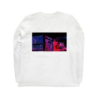 log - 3 White Long sleeve T-shirts