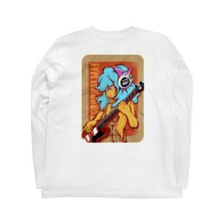 熱帯魚 Long sleeve T-shirts