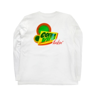fuckin' VIRUS Long sleeve T-shirts