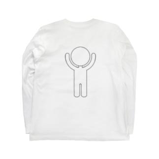 寄生虫 Long sleeve T-shirts