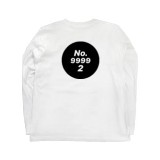 後ろめたい気持ちのロングTシャツ Long sleeve T-shirts