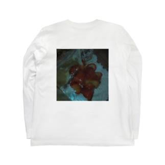 コストコのケーキ Long sleeve T-shirts